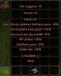Ork Kapşonu+9 (Model Yeni Sezon)